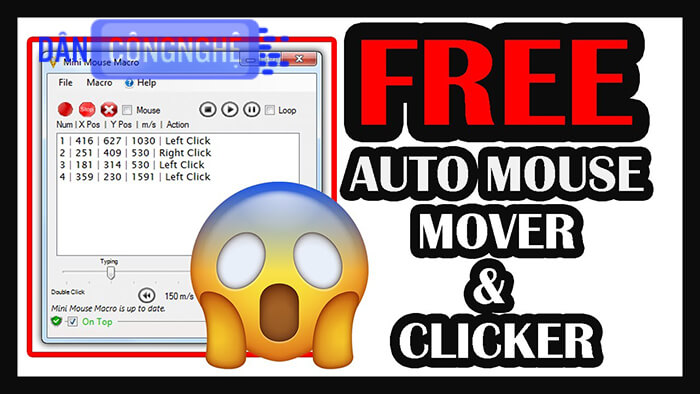 Auto Mouse Click