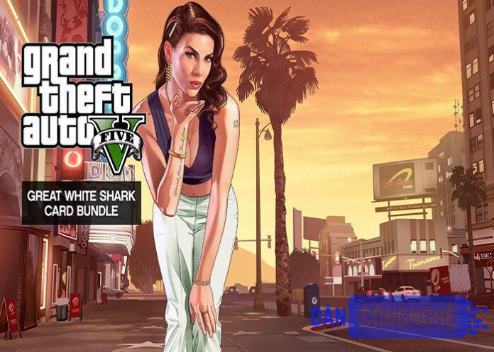 Grand Theft Auto V Fshare