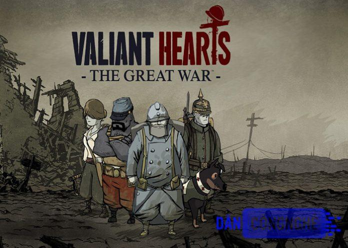 Valiant Hearts việt hóa