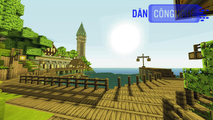 bản mod OptiFine HD