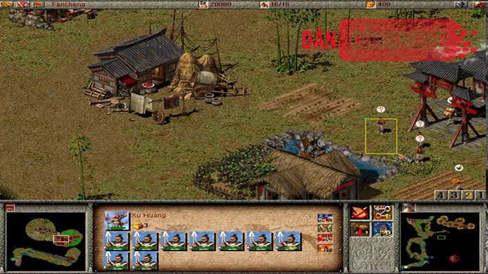 chơi game dragon throne: battle of red cliffs .