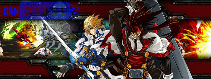 game Guilty Gear x2