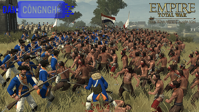 game nhẹ Empire Total War