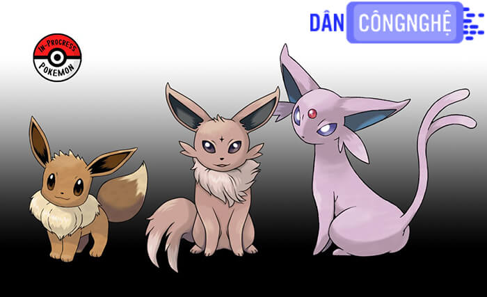 pokemon tiến hóa ở đâu