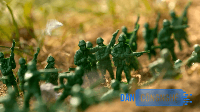 tải game Army Men