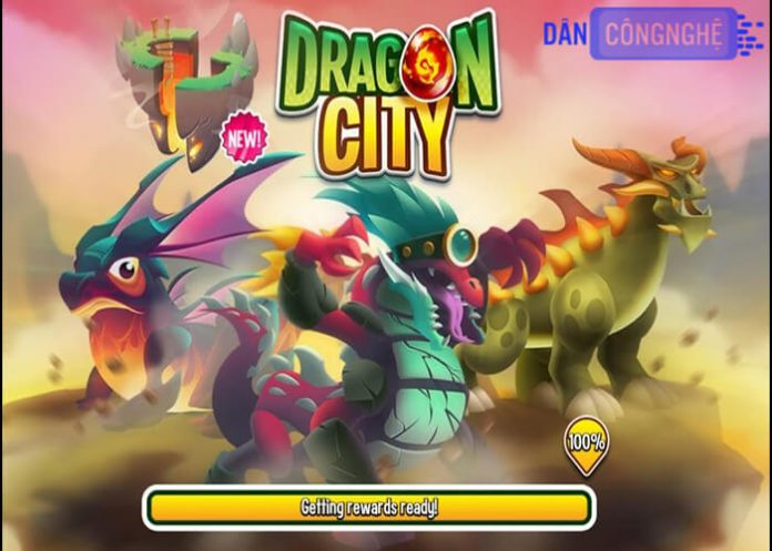 cách hack game dragon city