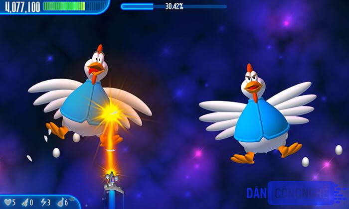 game bắn gà