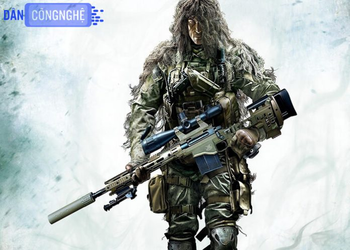 game bắn súng sniper ghost warrior