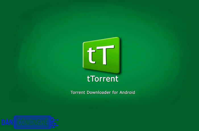 Ứng dụng tìm và tải file torrent